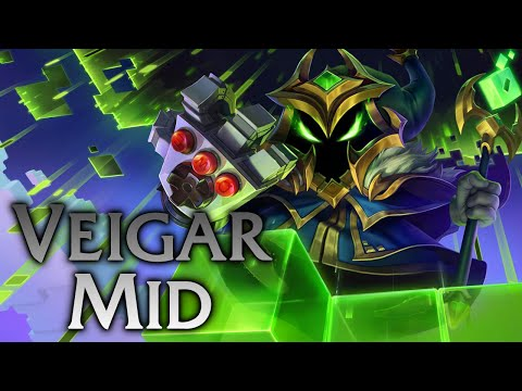 League of Legends | Final Boss Veigar Mid - Full Game Commentary