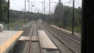 **MUST SEE** MARC Cab Ride on Northeast Corridor!