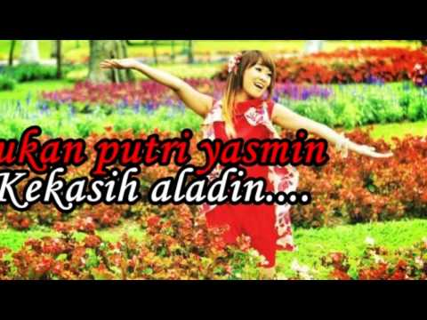 CHERRYBELLE- BUKAN CINDERELLA (LYRICS ON SCREEN)