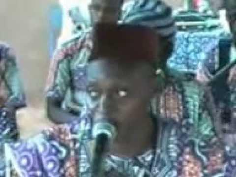AGOSSOU RENOUVEAU ARTISTE BENIN MUSIC POUR HOUESSOU  Julienne enterrement maman de YESSITIN Pierre