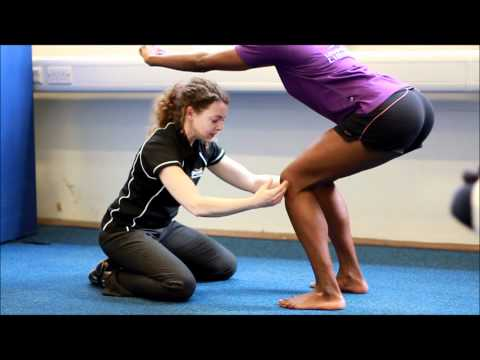 Loughborough Physiotherapy - How to treat ankle injuries