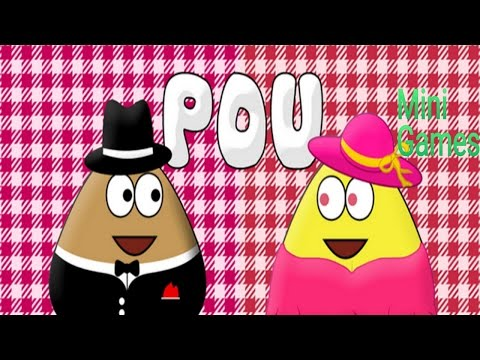 Pou: Mini Games