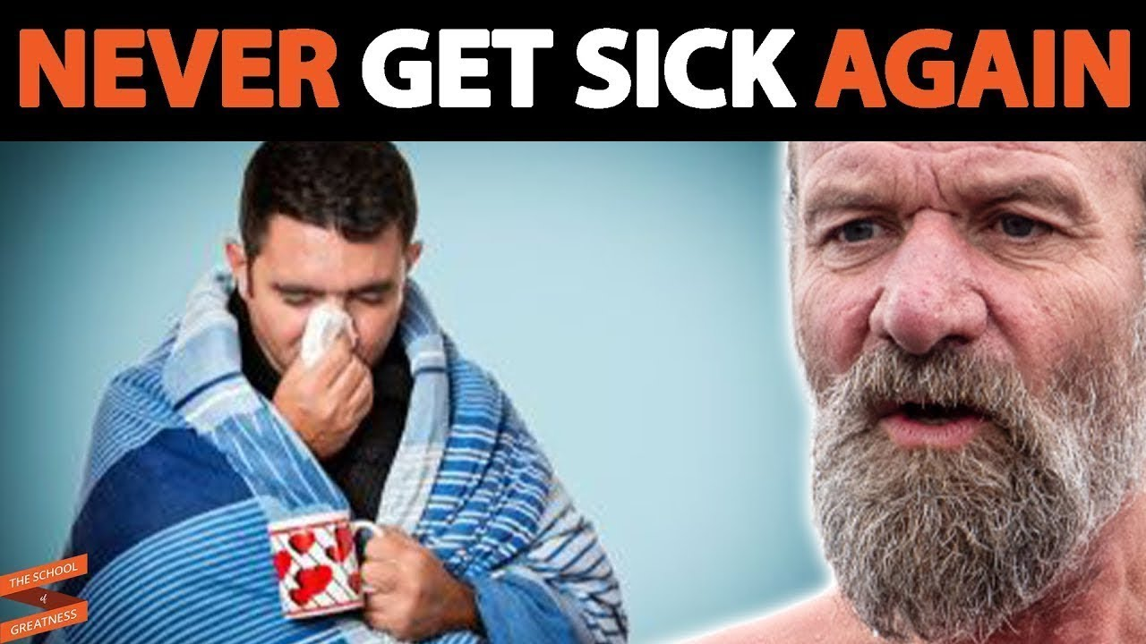 These 3 TRICKS REDUCE Inflammation IN SECONDS! | Wim Hof & Lewis Howes