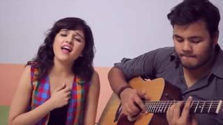 Chura Liya Gulabi Aankhen Shirley Setia ft Umang Bhardwaj LIVE ACOUSTIC