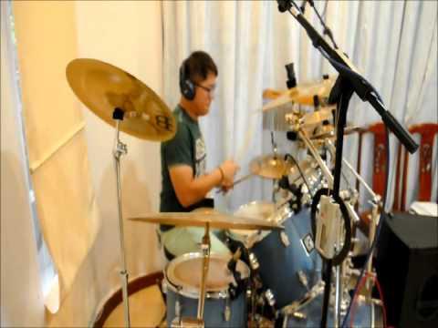 Samson YAP Su Lin Audition Video (Drum)- Track 6 (Jazz)