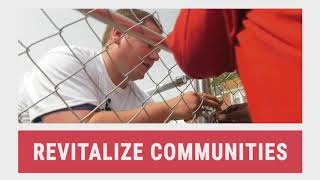 Help us [Re]Build, join the movement today!