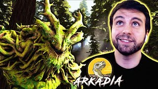 ARKADIA - SUPER EVENTO + SOY PADRE!