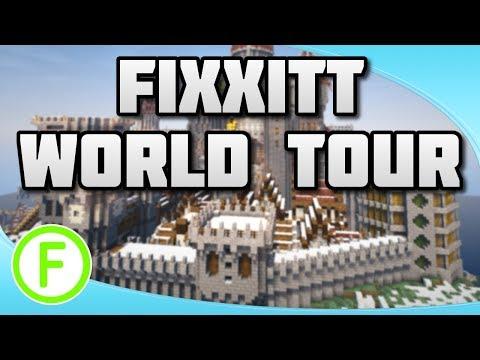 Fixxitt World Tour  Ep 1: Port Breigh  Realm of Vasten