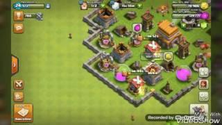 Clash of clans spelen