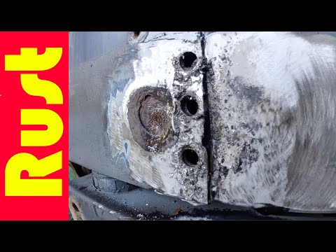 How to Repair Rust and Weld Body Panels DIY