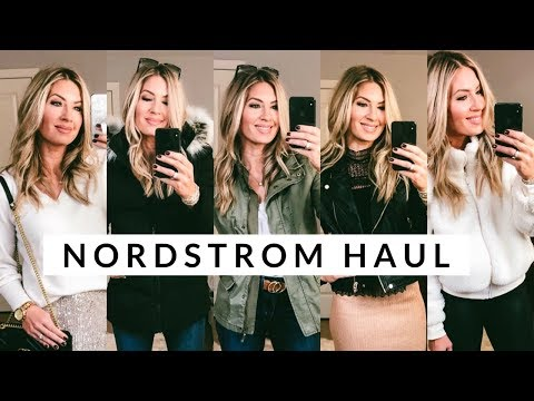 Nordstrom Try On Haul 2019 - Fall Fashion Haul 2019