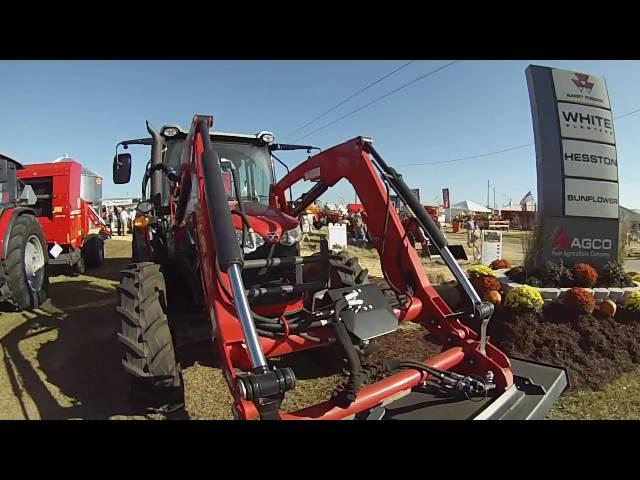 Massey Ferguson 4710 Farm Tractor | Massey Ferguson Farm Tractors