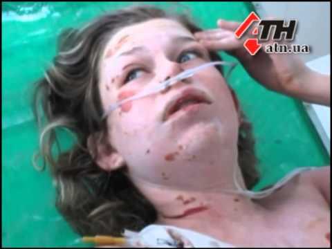 07.02.14 - В сети появилось видео допроса погибшей Юлии Ирниденко