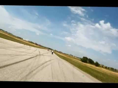 Eurosport Cycles Trackday, last session