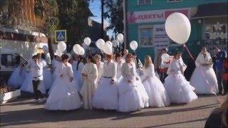Парад невест 2015 Архангельск