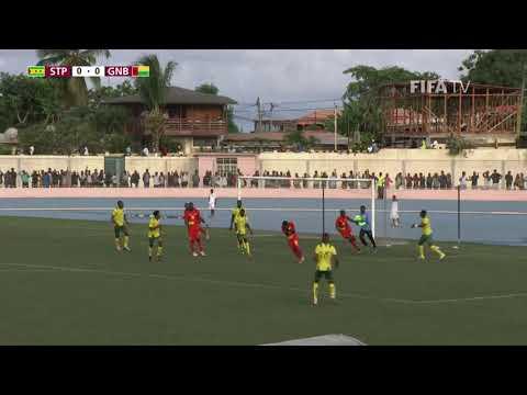Sao Tome e Principe v Guinea-Bissau | FIFA World Cup Qatar 2022 Qualifier | Match Highlights