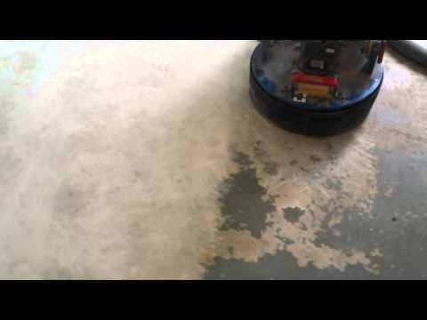 DIY Epoxy Floor