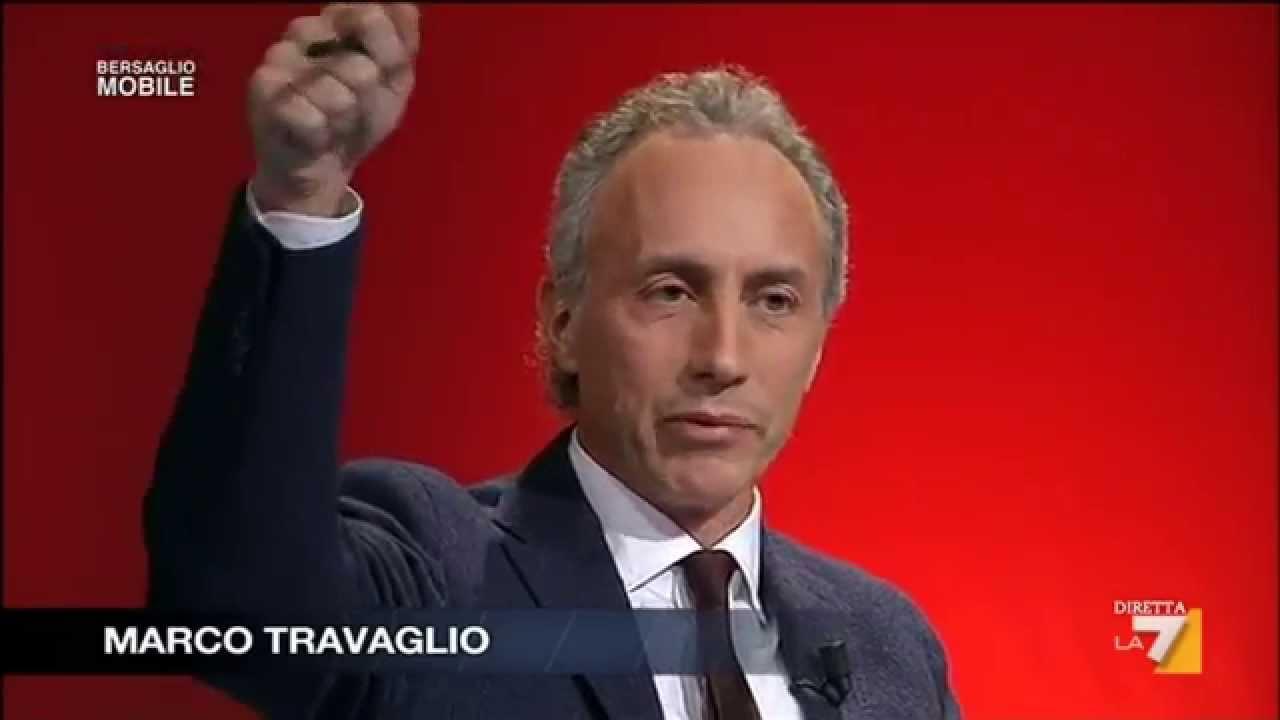 Matteo Renzi Marco Travaglio Marco Damilano