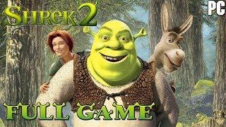 Shrek 2 - Walkthrough Full Game - (PC) [720p60fps]