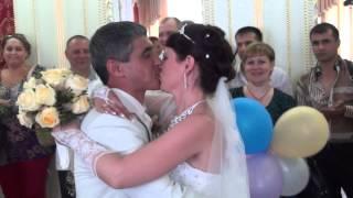 Свадьба красивой пары Ёдгорали и Натальи 20.06.2015