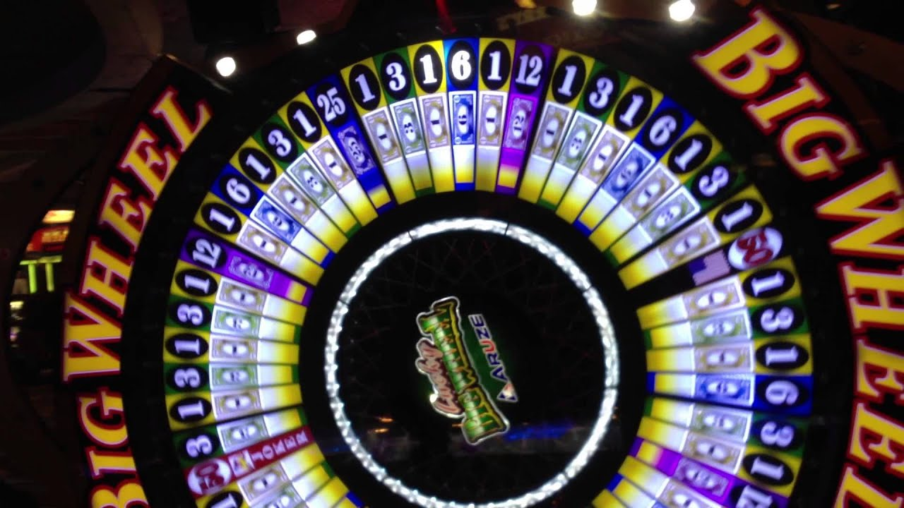 Big wheel casino game strategy nevada hotels and casinos