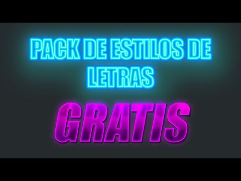 Descargar PACK DE ESTILOS Para Photoshop CS4, CS5 CS6 & CC2019