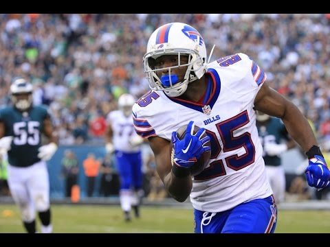 "LeSean McCoy  ""Antidote & Wht Iverson"" 