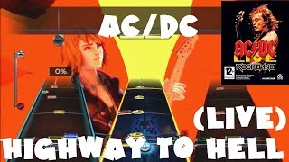 AC/DC - Highway to Hell (Live) - AC/DC Live: Rock Band Track Pack Expert Full Band