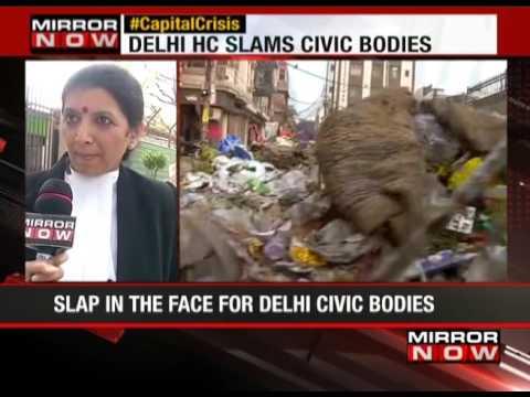 High Court Raps Delhi Civic Bodies: The News – June 2