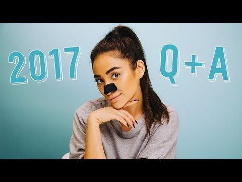 2017 WrapUp QA  Shay Mitchell