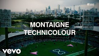 Montaigne - Technicolour (Live from the 2021 Sydney Gay and Lesbian Mardi Gras Parade)