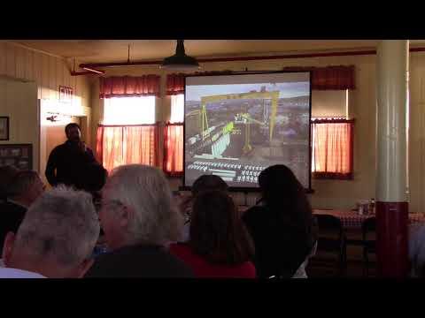 HBHWG No-Host Luncheon, March 28, 2018 - Offshore Wind Energy Development Part II