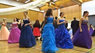 Vuosaaren lukion Vanhat tanssit 2015 - Cicapo ja kehruuvalssi