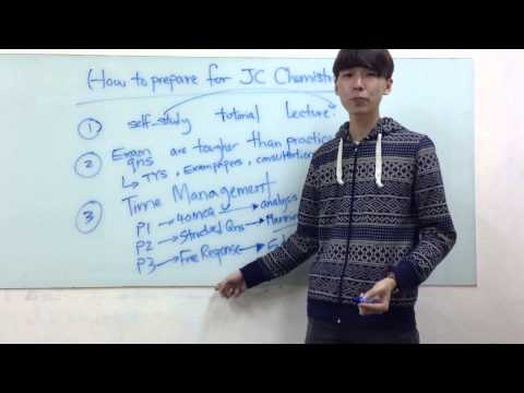 H2 Chemistry Tuition l Ignite Tuition Centre