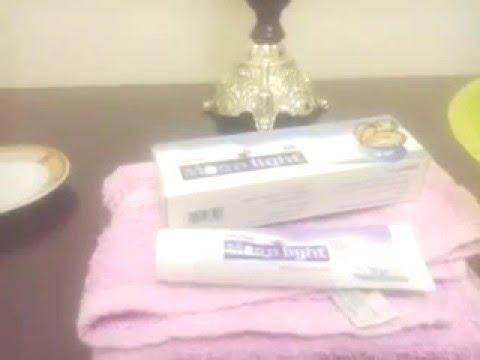 33a6207f5971b  كريم رهييب من الصيدلية لتبيض الجسم والاماكن الحساسة ومفاجأة رائعة فى  الفيديو مع مريم يحيى - YouTube