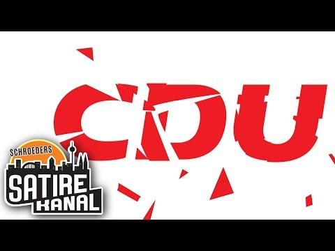 Die Selbstzerstörung der CDU | Florian Schroeders Satirekanal