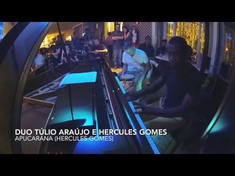 "<span class=""title"">Apucarana -  Duo Hercules Gomes e Túlio Araújo</span>"