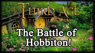 The Battle of Hobbiton! (Third Age Total War)