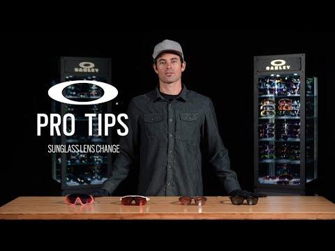 Sunglass Lens Change | OAKLEY PRO TIPS