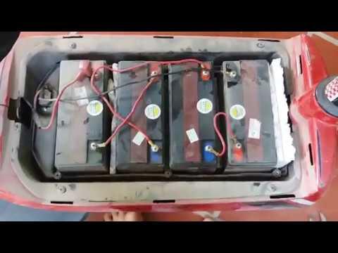 Sửa xe điện bệnh thường gặp trên các xe điện phổ thông.