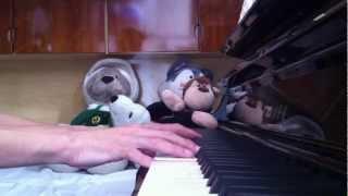 翼をください (ピアノ) Wings to Fly (Piano)
