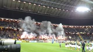 Klackarnas bengaltifon (AIK-Malmö FF 2-1)