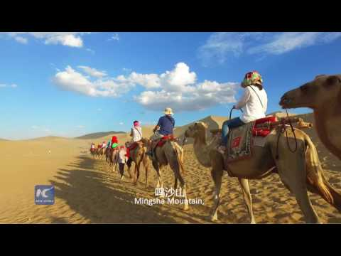 Hello, The Belt and Road: Gansu