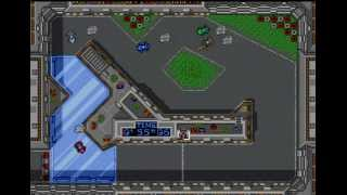 PC Engine Longplay [238] Moto Roader MC