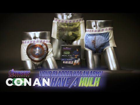 """How To Make It Through All 3+ Hours Of """"Avengers: Endgame"""" - CONAN on TBS"""