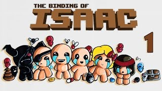 Um joguinho bem estranho  💩  Ep. 01 - The Binding of Isaac