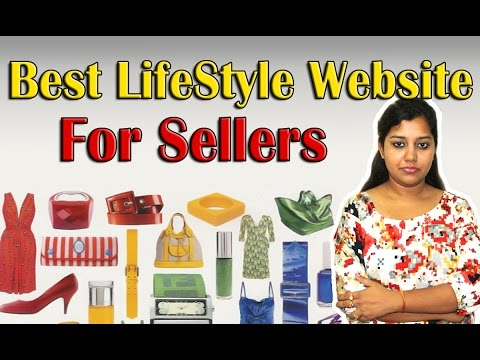 Sell Clothing & Accessories Online through Fashion Marketplaces| Best Lifestyle websites in India