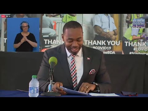 Government press conference on Covid-19 July 23 2020