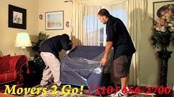 San Antonio Movers 2 Go! Specials Commercial [HD]