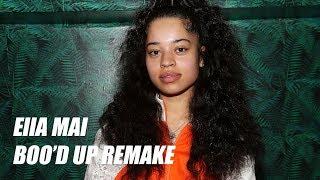 Ella Mai Bood Up Remake on Native Instruments Maschine